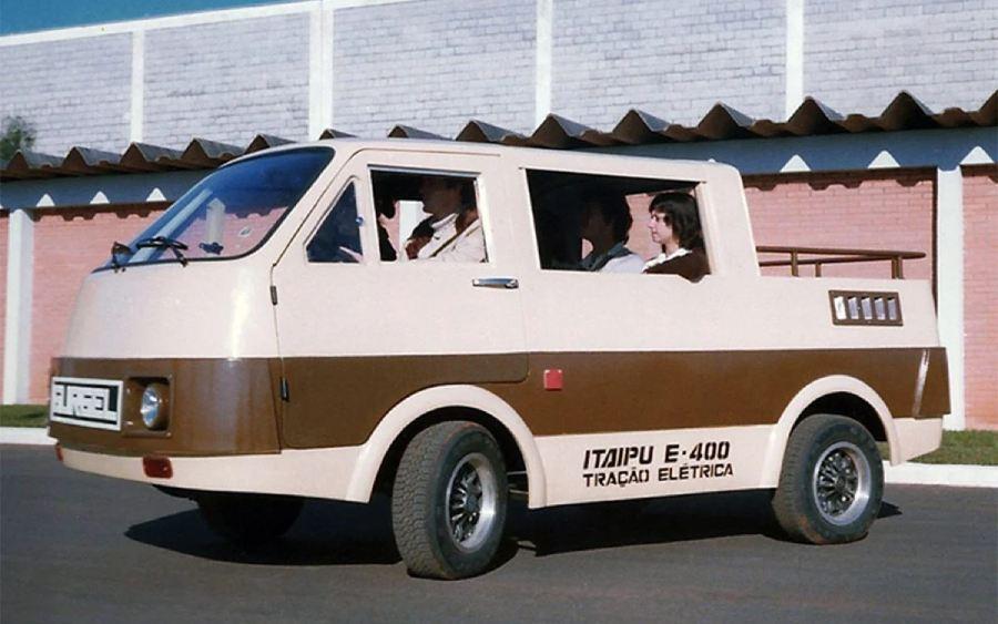 Conheça a história do primeiro carro elétrico brasileiro