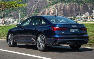 Audi A6 desembarca no Brasil por quase meio milhão de reais