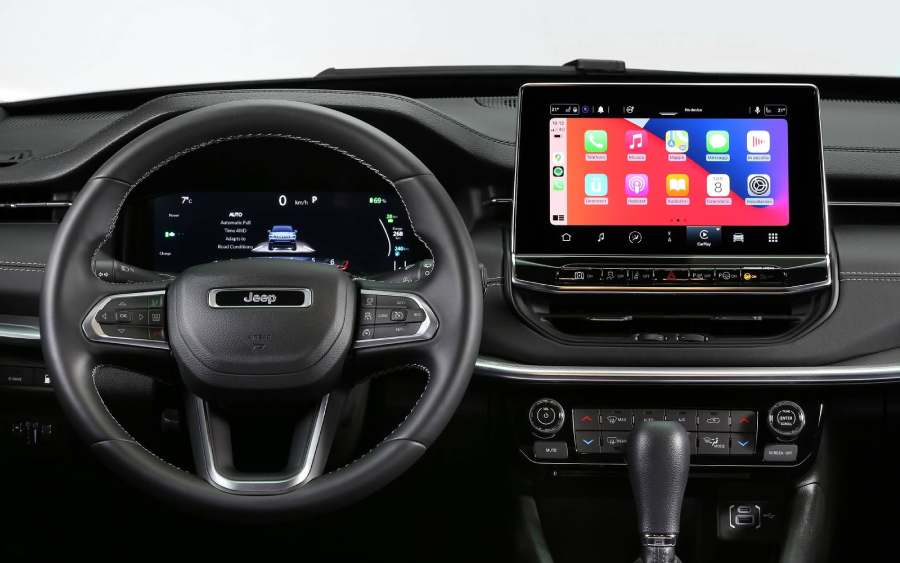 Novo Jeep Compass 2022 (foto: divulgação)
