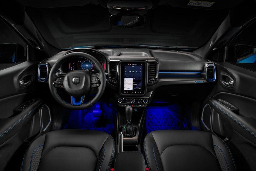 Nova Fiat Toro Mopar - carro conceito