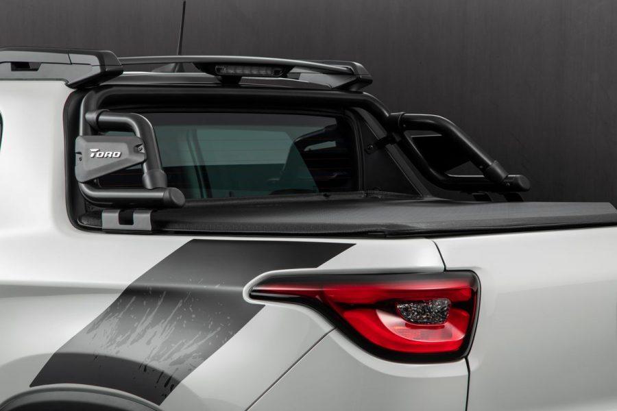 Acessório Mopar Nova Fiat Toro