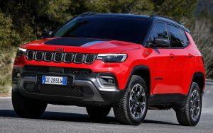 Novo Jeep Compass 2022 tem detalhes e preços revelados