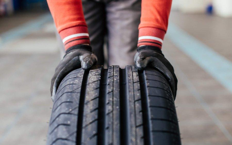 O que significam os números dos pneus?