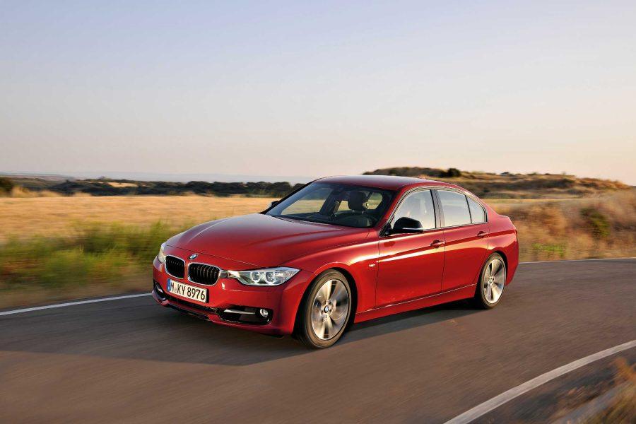 BMW Série 3 (2011)