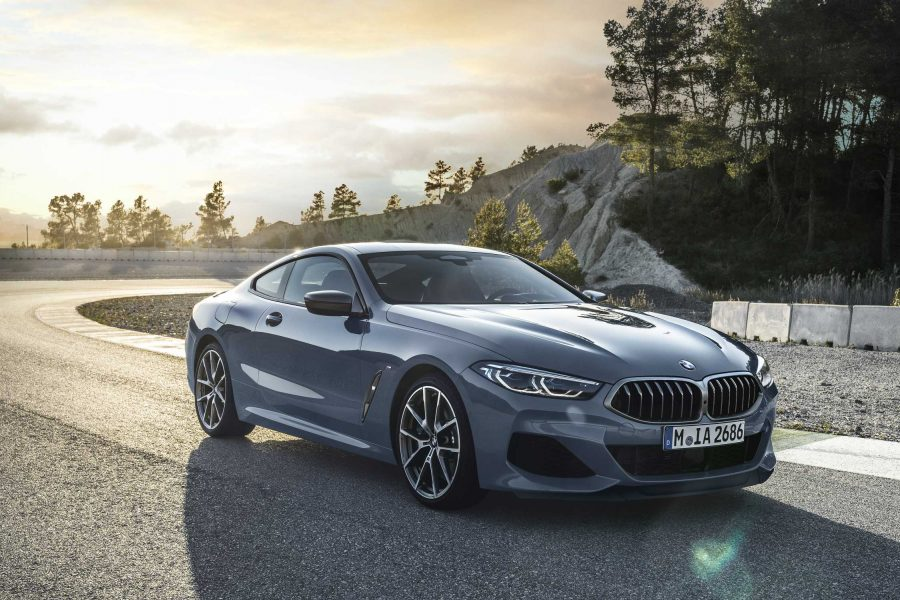 BMW Série 8 e BMW Z4 (2018)