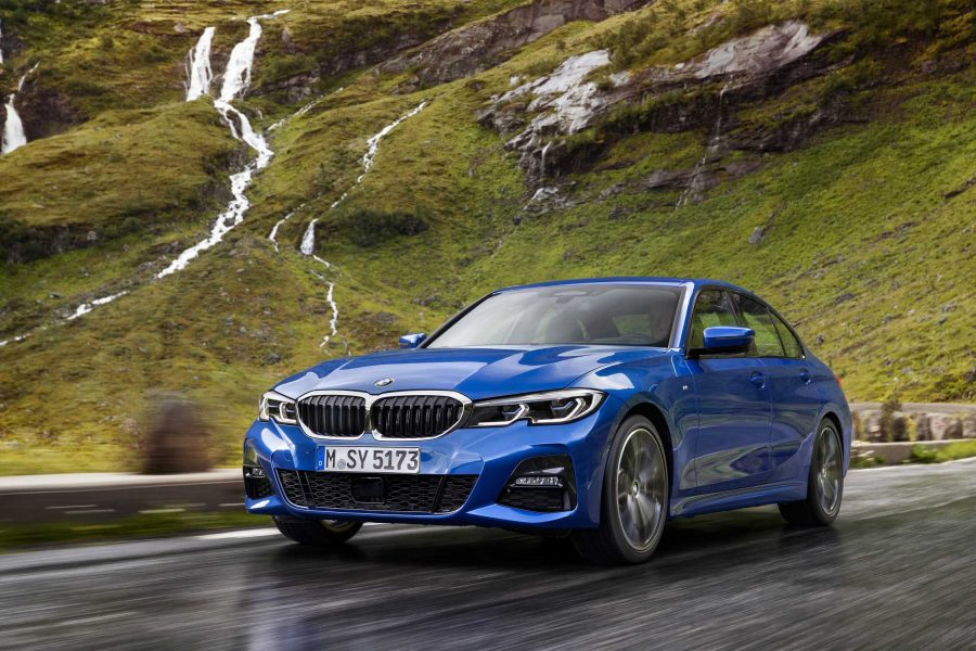 BMW Série 3 Sedan (2018)