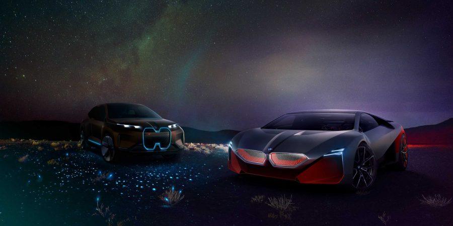 BMW Vision iNEXT (2018), BMW Vision M NEXT (2019)