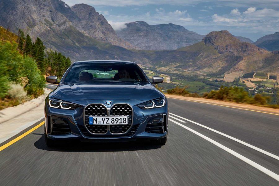 BMW Série 4 Coupé (2020)