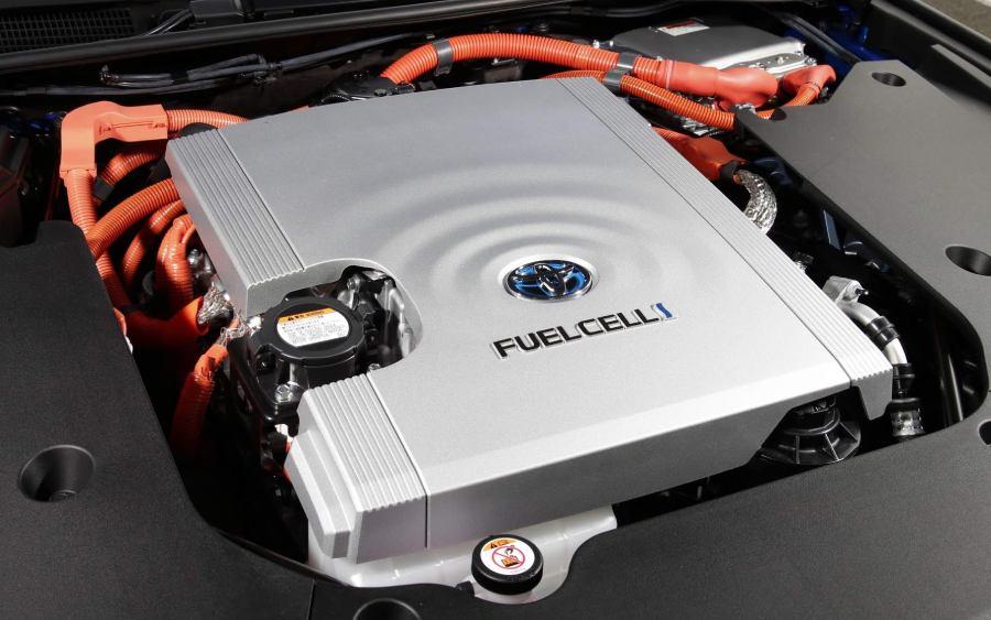 Toyota desenvolve motor com zero emissão de carbono