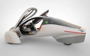 Aptera Paradigm pode não estar entre os carros elétricos mais bonitos, mas é uma evolução