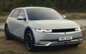 Deem boa vindas para o Ioniq 5, o carro elétrico da Hyundai