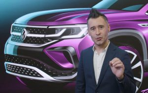 Chefe de Design da Volkswagen conta detalhes do novo Taos 2021