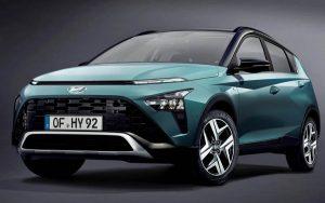 Hyundai Bayon é mais uma opção de SUV na gringa