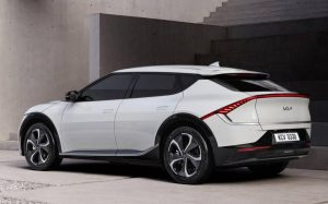 EV6: o primeiro carro elétrico Kia