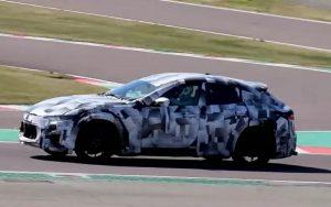 Purosangue, o primeiro SUV da Ferrari