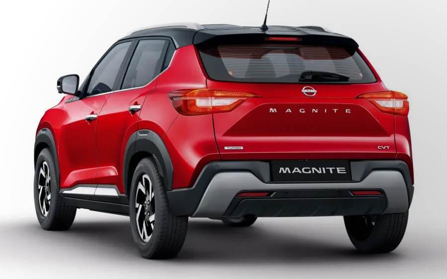 Novo Nissan Magnite deve chegar ao Brasil um dia