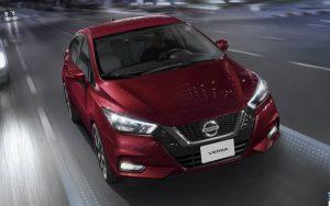 Novo Nissan Versa 2021 é boa opção de sedan compacto