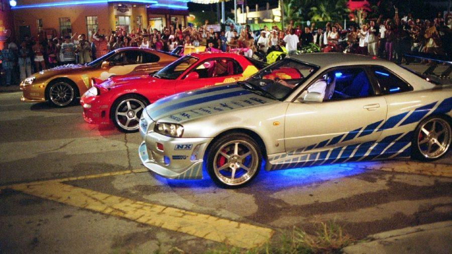 Fast And Furious 2 Brian Car