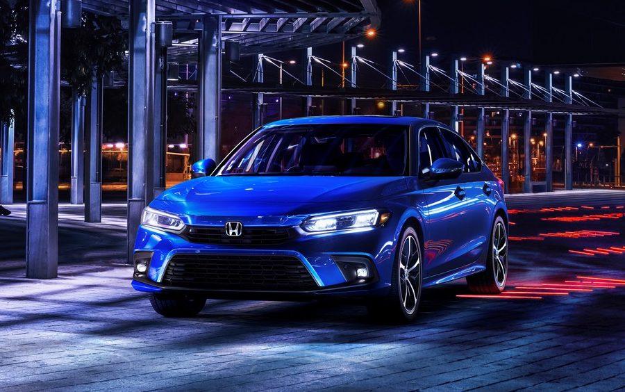 Tudo sobre o novo Honda Civic 2022