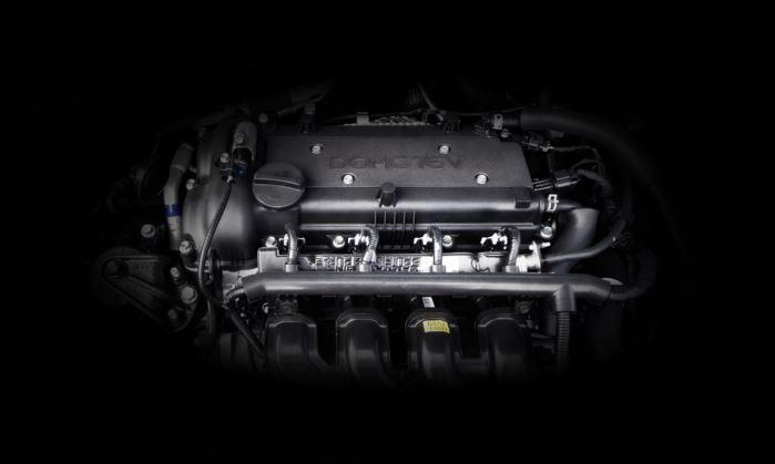 O Kia Rio 2020 possui motor 1.6 litro, flex, 16V, de quatro cilindros, com comando duplo variável (Dual CVVT), garantindo eficiência energética aprimorada e capacidade de resposta. Abastecido com etanol, desenvolve até 130 cv de potência a 6.000 rpm e 16,5 kgm de torque a 4.500 rpm. Com gasolina, atinge até 123 cv de potência a 6.000 rpm e 16,0 kgm de torque a 4.700 rpm.