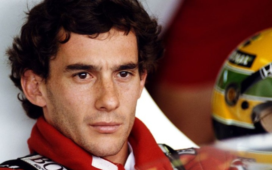 A história de Ayrton Senna