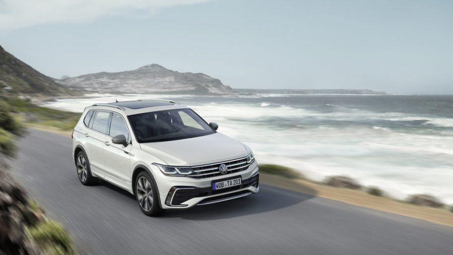 Novo VW Tiguan Allspace 2022