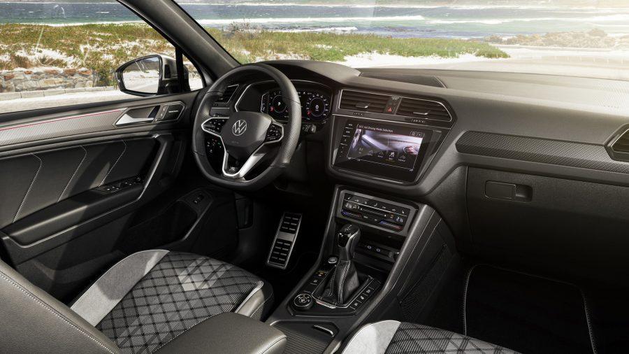 Interior do novo SUV
