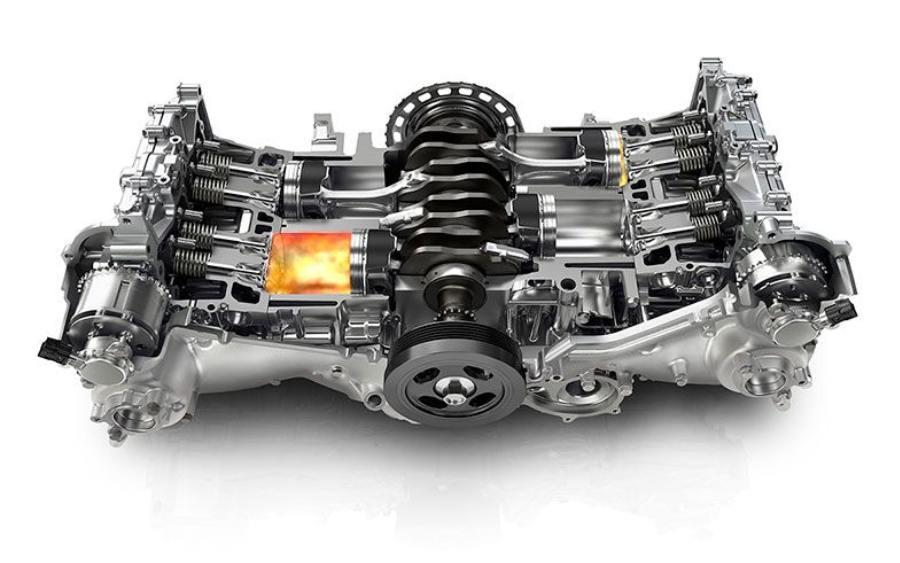 Desmistificando os motores boxer