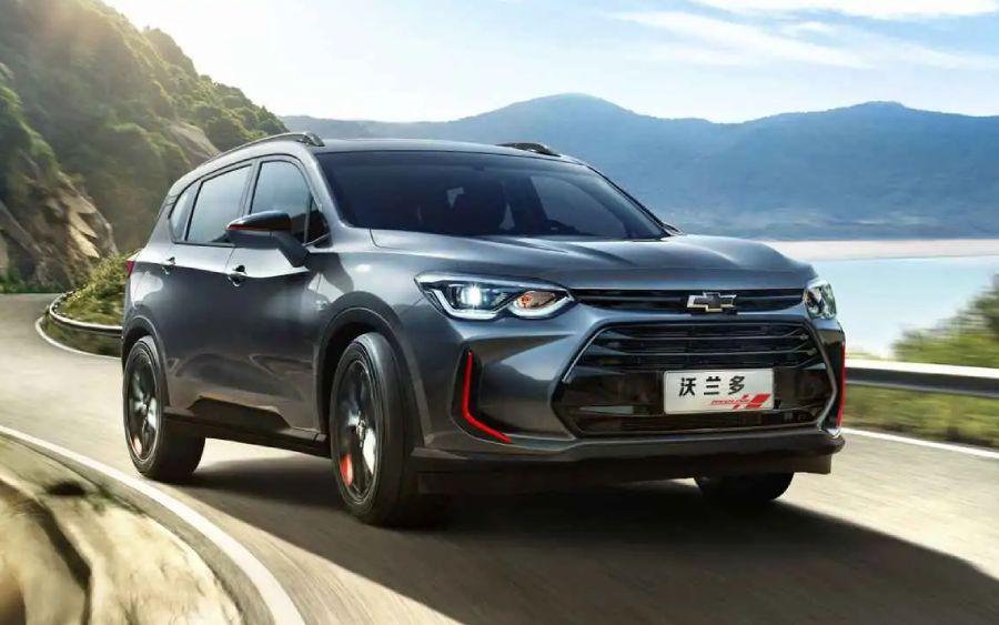 Chevrolet Spin 2022 confirmada para o Brasil
