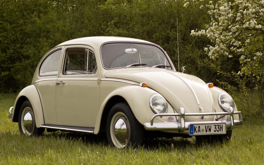 VW Fusca 1966
