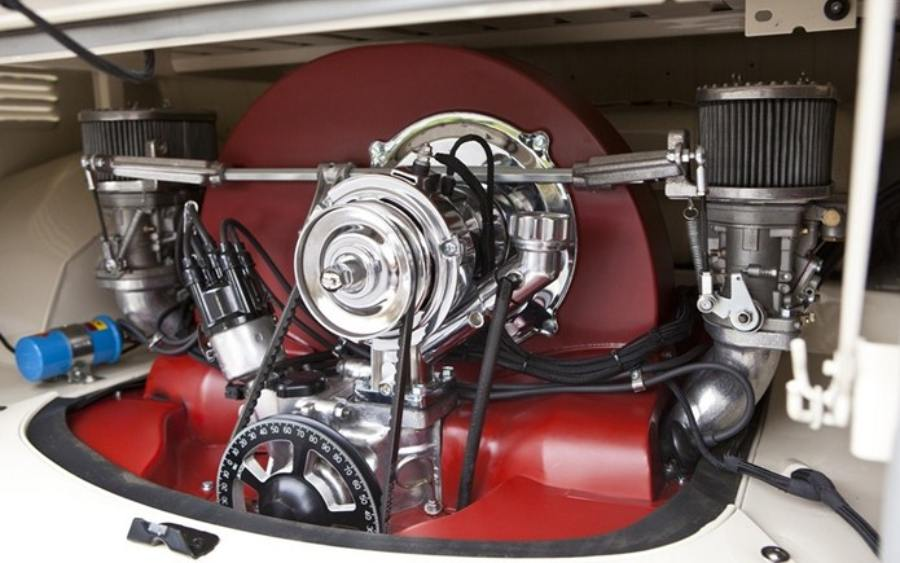 Motor Kombi 1965
