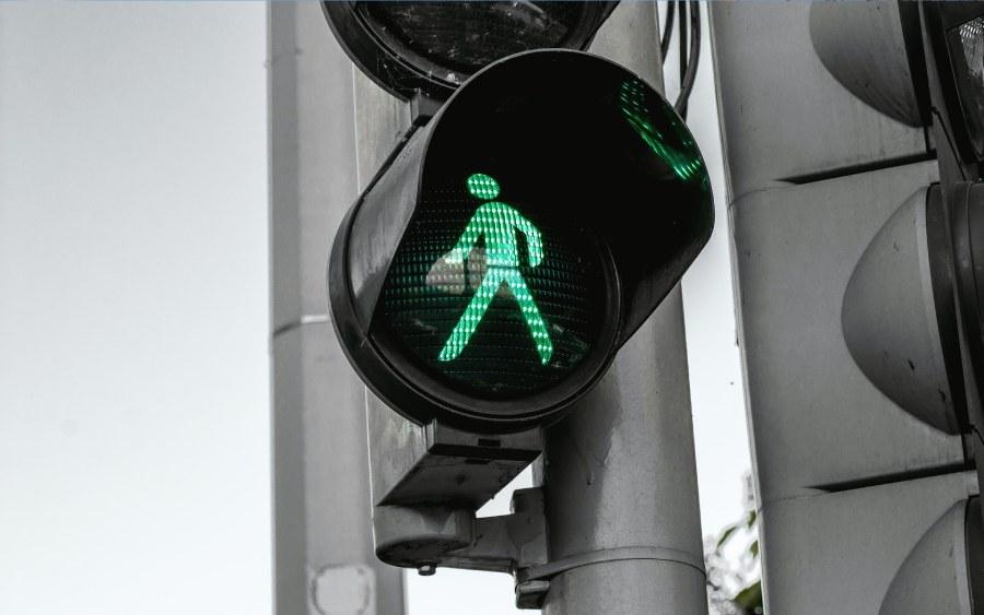 Preferência sempre será do pedestre