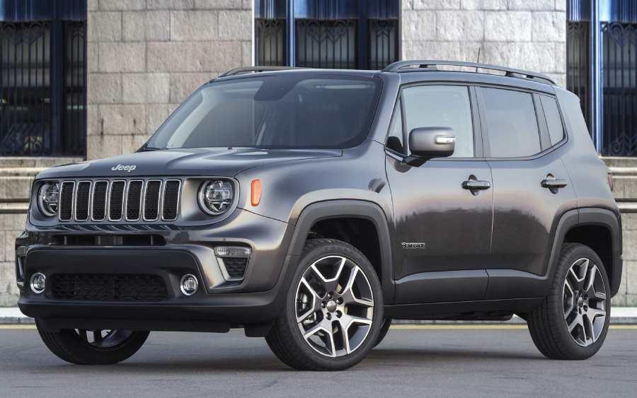 Jeep Renegade depois do facelift (foto: divulgação)