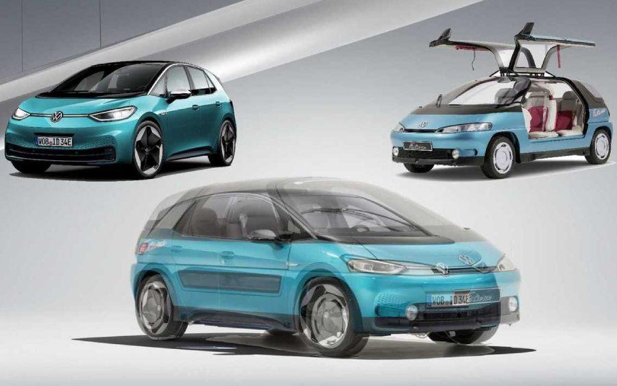 Volkswagen ID.3 seria a evolução do Volkswagen Futura?