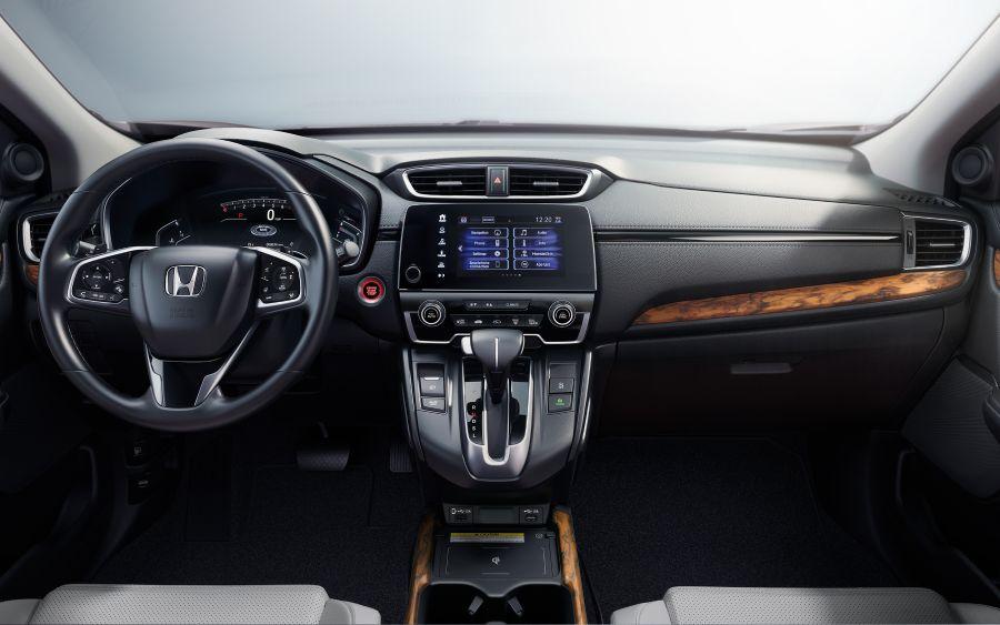 Honda CR-V 2021 (foto: divulgação)