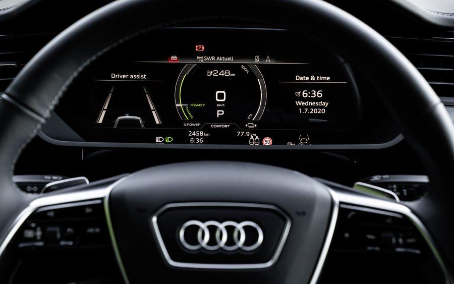 Audi e-tron S Sportback (foto: divulgação)