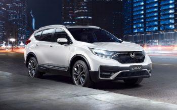 Honda CR-V 2021 traz novos equipamentos e mais segurança