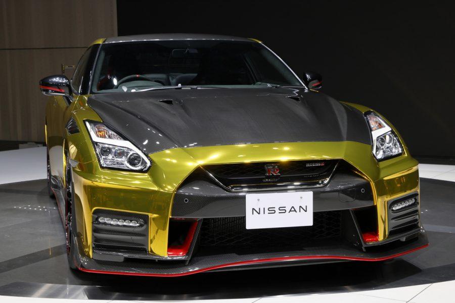 """No Japão, por meio de uma parceria com o McDonald's, um Nissan GT-R NISMO em miniatura estará disponível no menu """"Tomica Happy Set"""""""