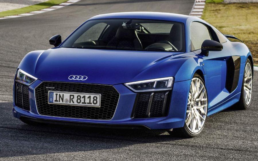 Novo Audi R8 V6 Turbo