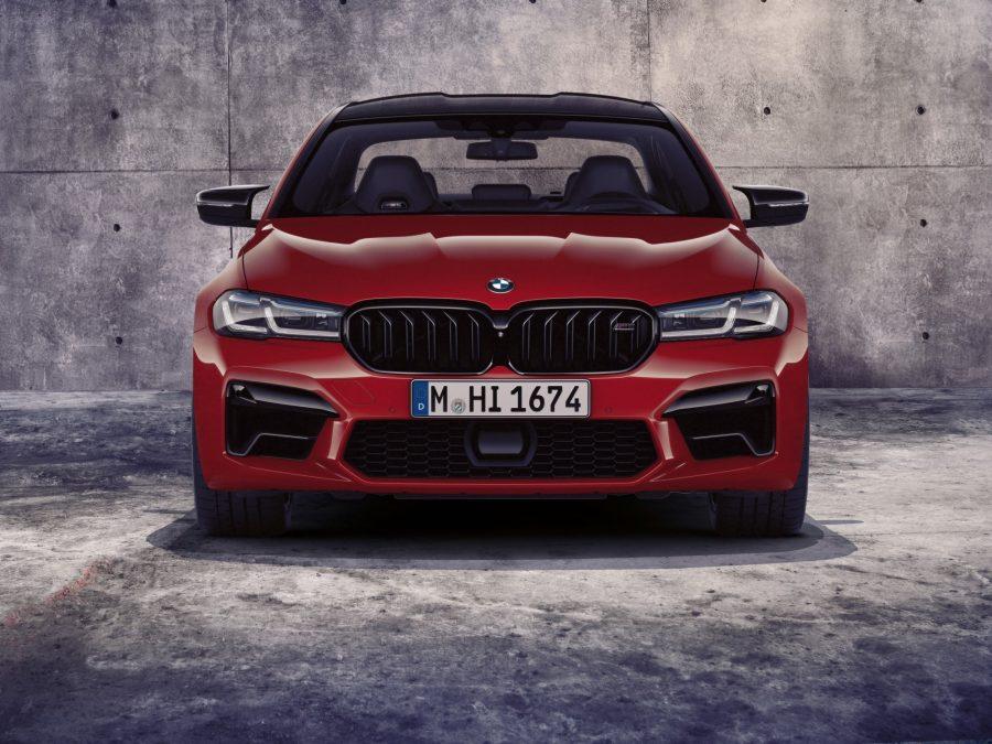 BMW M5 Competition chega ao Brasil ainda mais potente e dinâmico