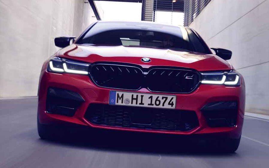 BMW M5 Competition chega ao Brasil por mais de R$ 1 milhão