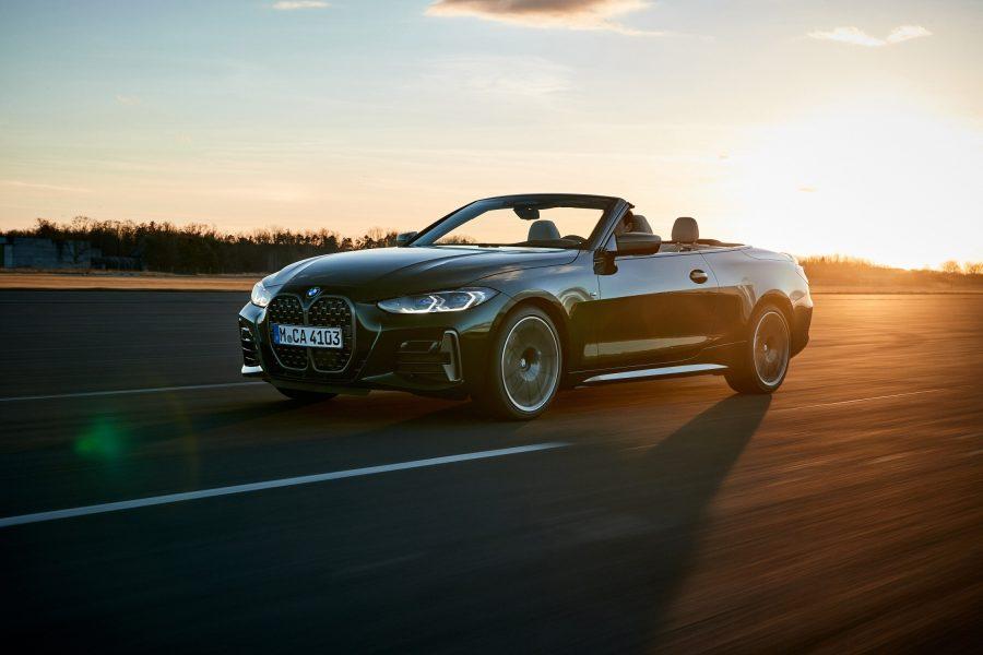 BMW 430i Cabrio M Sport traz para o Brasil a essência BMW a céu aberto