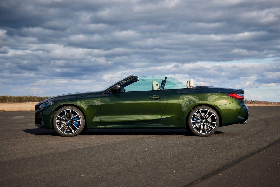 BMW 430i Cabrio M Sport chega com preço sugerido de R$ 460.950