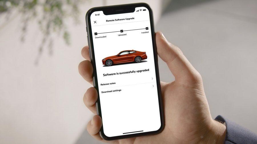 The new My BMW App