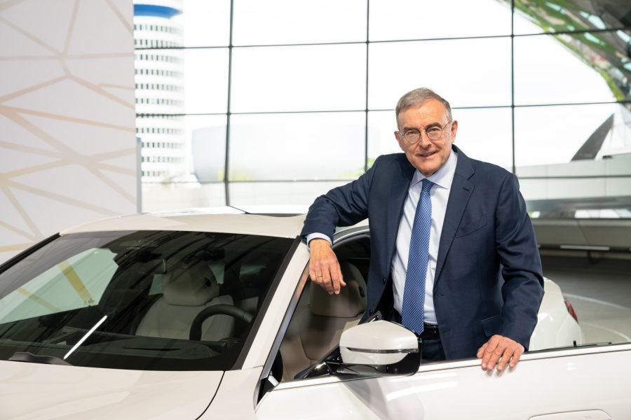 Dr-Ing. Dr-Ing. h.c. Norbert Reithofer, Presidente do Conselho de Supervisão da BMW AG