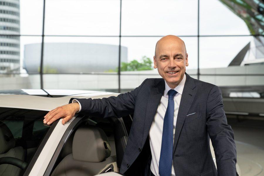 Dr. Nicolas Peter, membro do Conselho de Administração da BMW AG, Finanças