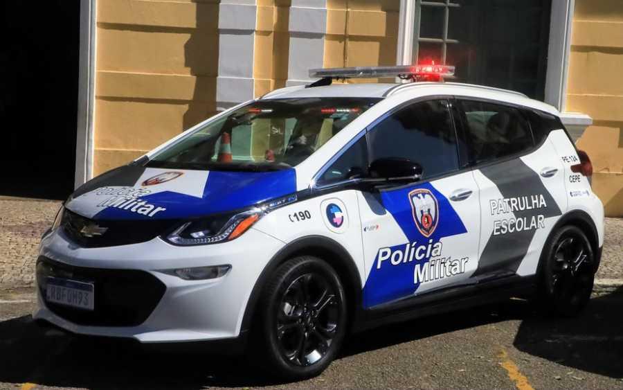 Polícia Militar compra 9 carros elétricos por 2,2 milhões no Espírito Santo