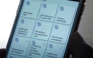 Como fazer a renovação da CNH pela internet em SP