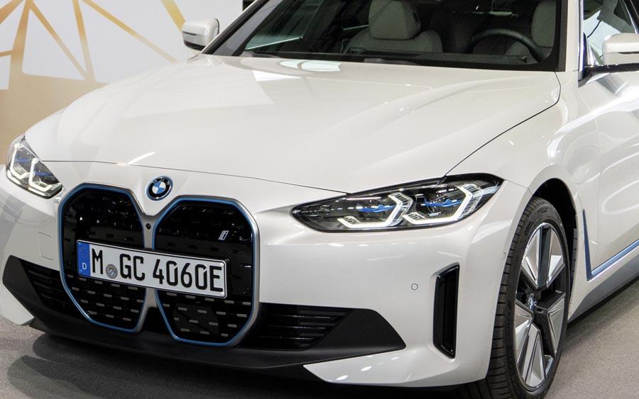 As metas da BMW para redução de CO2 até 2030