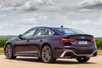 Chega ao Brasil mais dois esportivos da Audi, RS4 e RS5